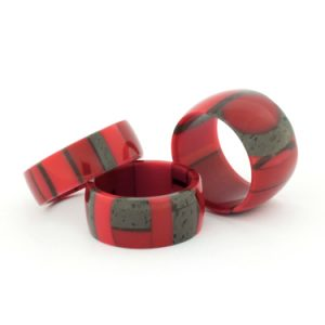 band ring ruby series