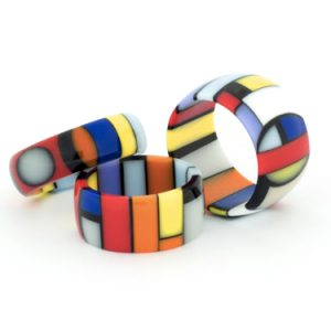band ring color series