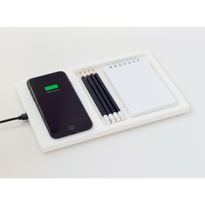 POSO smart QI charger bianco