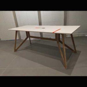 Tzero.6 tavolo 75x185x72