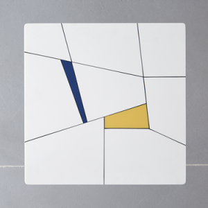 Tzerotre.3 tavolino bianco 45x45x45
