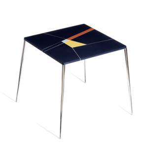 Tzerotre.4 tavolino blu 45x45x45